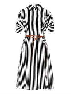 Kieran striped shirt dress | Altuzarra | MATCHESFASHION.COM