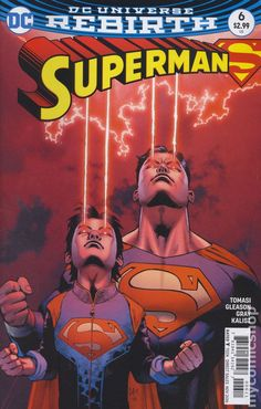 Superman (2016 4th Series) 6A