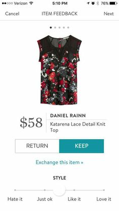 This with the Truly Poppy lace skirt