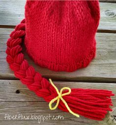 Free Knitting Pattern...Jessie the Cowgirl Hat! - Fiber Flux...Adventures in Stitching