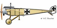Pfalz E.I - 1914