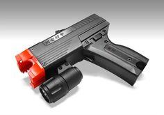Raysun X-1 Plus Multi-functional Stun Gun with Cam Recorder. JIUN-AN TECHNOLOGY CO., LTD 1F No.12 Shao Hsing South Street, Taipei, Taiwan R.O.C.