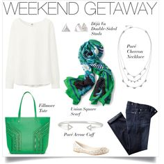 Who is ready for a Weekend Getaway? Stella & Dot has you covered from jewels to scarves and even bags! We've got it all!