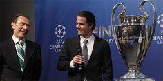 Bayern de Munich - Barcelona y Borussia Dortmund - Real Madrid , en semifinales de la Champions.