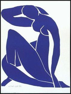 Henri Matisse, plakat 60 x 80 cm.