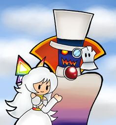 Tippi and Count Bleck - I ship these two so much! << This ship has sailed!