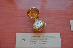 Shell Pocket Watch | Flickr - Photo Sharing!