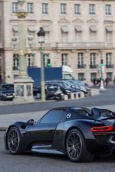 Porsche 918 Spyder #porsche