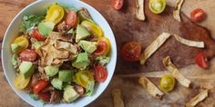 Taco salads sound like a good choice, but they can have more than 1500 calories! We gave the classic taco salad a makeover that's light, healthy, and tasty.