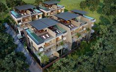 Aqua Villa Rawai - Oracle Architects - Phuket - Thailand