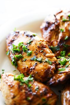 This Grilled Tangy Chicken has such a delicious punch of flavor and the marinade is loaded with yummy ingredients. It is perfect for busy days or when you want dinner in a hurry. It is a summertime staple at our home. Life has been sooooo crazy lately, but the good kind of crazy (at least …