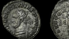 Boy who dug up Roman coin hopes to make a pretty penny | News | The Times
