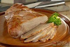 Receita de Picanha suína de forno - Comida e Receitas