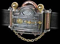 A steampunk belt buckle?!?!?! Yesplease!!