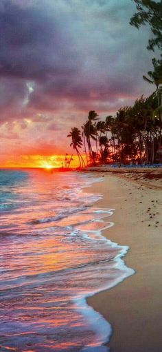 Beautiful Beach Pictures, Beach Photos, Beautiful Sunset, Beautiful Beaches, Relaxing Pictures, Types Of Photography, Landscape Photography, Nature Photography, Photography Aesthetic
