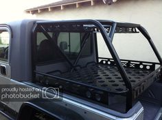 I genuinely have an appreciation for everything that these people did with this unique Jeep Wrangler Girl, Jeep Cj7, Jeep Wrangler Rubicon, Jeep Truck, Truck Bed, Truck Camper Shells, Jeep Mods, Scrambler Motorcycle, Jeep Accessories