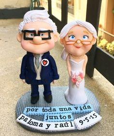 Figura boda 50 aniversario