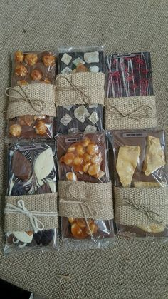Handmade Chocolate bars 150g