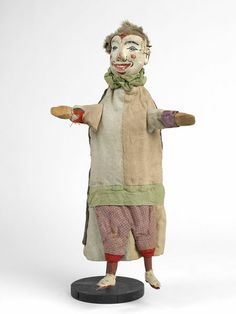 Puppet | | V&A Search the Collections Museum No. s237:5-1979