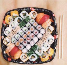 sushi-aesthetic:   sushi aesthetic