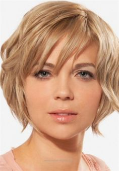 Magnificent short hairstyles for round faces.  The post  short hairstyles for round faces….  appeared first on  Emme's Hairstyles .