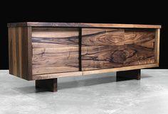 Mueble madera rustica