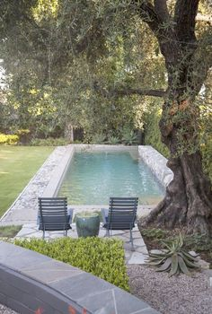25 Natural Swimming Pool Designs For Your Small Garden Living design and . - 25 Natural Swimming Pool Designs For Your Small Garden Home design and inter … # - Small Backyard Pools, Small Pools, Swimming Pools Backyard, Swimming Pool Designs, Small Backyards, Backyard Ideas Pool, Patio Ideas, Indoor Pools, Large Backyard