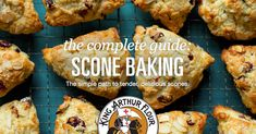 The best scones? Make them at home. Our informative scone-baking guide shows you how.