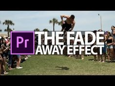 Premiere Pro: The Fade Away Effect! After Effects, Video Effects, Camera Movements, Light Leak, Fade Away, Adobe Premiere Pro, 3d Tutorial, Film School, Applications