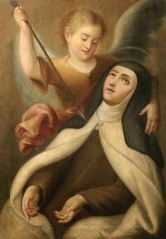 Les propongo  las primeras vísperas de la fiesta de santa Teresa de Jesús (que en el Carmelo descalzo tiene rango de solemnidad), por si...