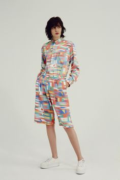 Each x other by Lucy Orta for Summer 2015