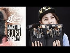 Pony's Beauty Diary - Makeup Brush Special (with subs) 브러쉬 특집편