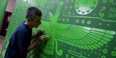 Circuitos, a instalação de Ricardo Cruzeiro que propõe a busca da harmonia perdida | Agência Social de Notícias