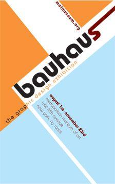 Bauhaus Poster by ~sarahstroschein on deviantART Bauhaus Textiles, Bauhaus Art, Bauhaus Design, Poster Fonts, Typography Poster, Graphic Design Typography, Type Posters, Poster Design Inspiration, Typography Inspiration