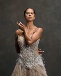 Misty Copeland, Principal dancer, American Ballet Theatre. Photographed for NYC…