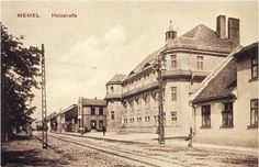 [KLP] Klaipėda iki 1945 m. - Puslapis 21 - Miestai ir architektūra