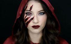 DIY Little Red Riding Hood Costume - maskerix.com