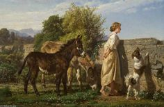 Filippo Palizzi (1818-1899,