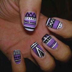 Aztec pattern again