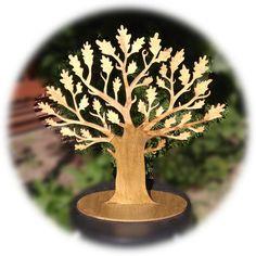 Drzewko dębowe