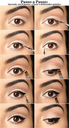 tutoriel maquillage étape par étape