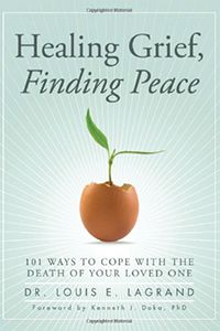 Healing Grief, Finding Peace is packed with inspirational quotes from a variety of sources. Dr. LaGrand often quotes survivors who have different relationships to the person who died. He also tells about his own grief as he is a survivor himself, having suffered the death of parents, siblings, and his only daughter. As you read this book, Dr. LaGrand's deep understanding of many types of mourning is evident, making the book appropriate for anyone.