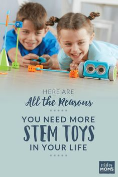 Here Are All the Reasons You Need More STEM Toys in Your Life • The Mighty Moms Club