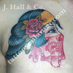 Josh Hall   #mrhalltattooer  972-849-6428