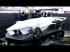 "2015 Geneva Motor Show: The ""Torq"" Race Car – No Windows – Driver Is Optional | Futuristic NEWS"