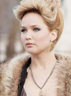 Jennifer rocks this look for her character in American Hustle!!!!