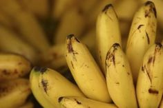 How to Wash Banana & Melon Skins to Get Rid of Fruit Fly Eggs