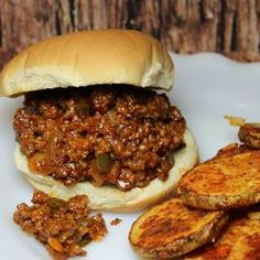 Sloppy Joes II Recipe - There's a reason this recipe has 3635 great reviews: it tastes great and it uses ingredients you always have in your frig and pantry.