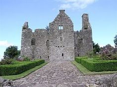 Tully Castle is a castle situated in County Fermanagh, Northern Ireland, near the village of Blaney, on Blaney Bay on the southern shoreof Lower Lough Eme. Tully Castle is a fortified house with a rectangular bawn and was built for Sir John Hume, a Scottish planter, in 1619.
