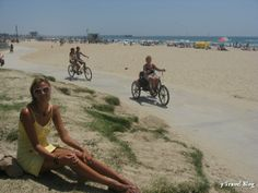 We spent almost ten days in Los Angeles, California during 2006 staying on Melrose Avenue, and the